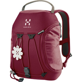 Haglöfs Corker X-Small Backpack Set, Large Kids aubergine